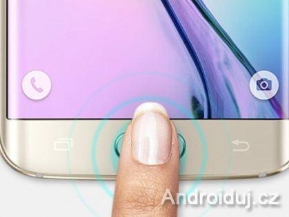 Synaptics odhalil optický snímač otisků prstů. Může být na Galaxy S8   novinky