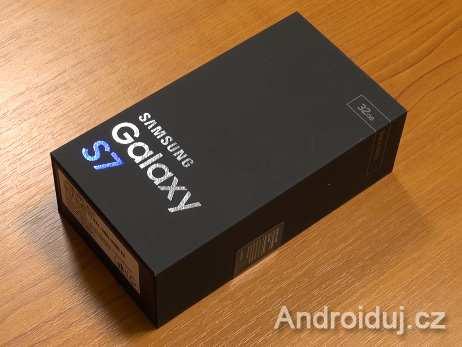 Samsung Galaxy S7 soutěž