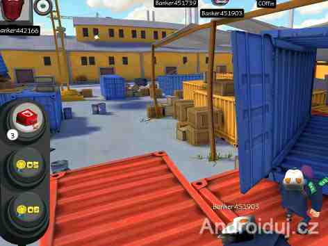 Sniper VS Thieves Android hra zdarma