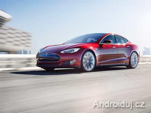 Tesla automobil s čipy od Samsungu
