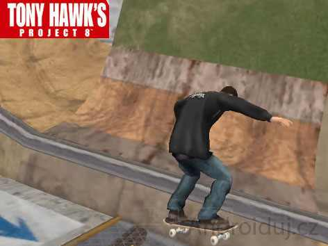 Tony Hawks Project 8 (PPSSPP Emulator) [9.6 / 10]   novinky androidhry akcni hry