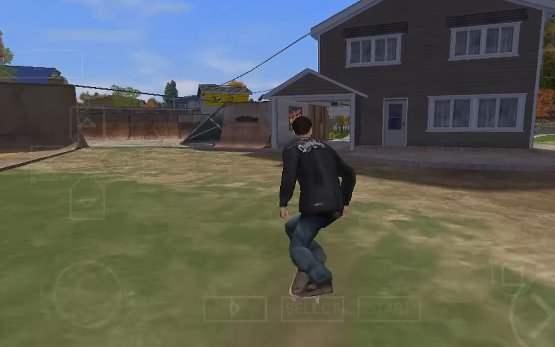 Tony Hawk's android hra ke stažení