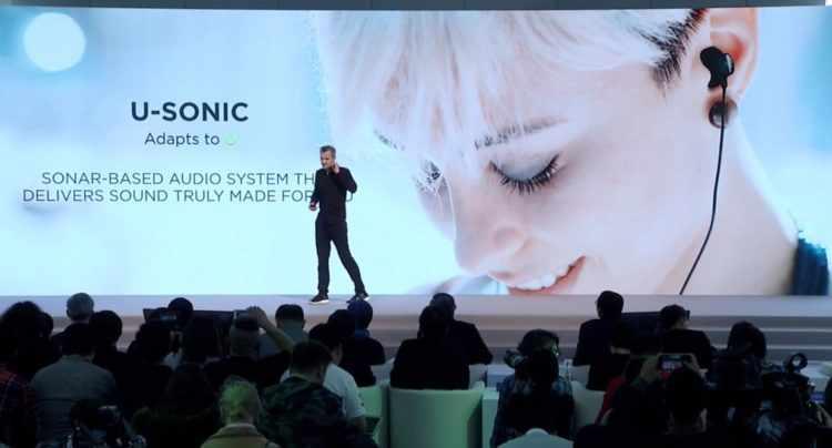 HTC U-Sonic