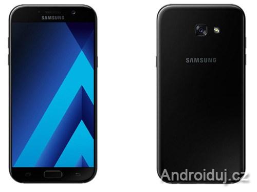Samsung Galaxy A 2017 série