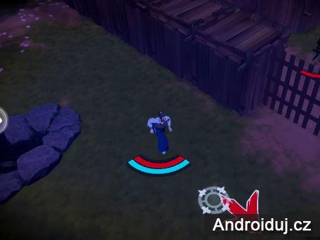 android hra Bushido Saga