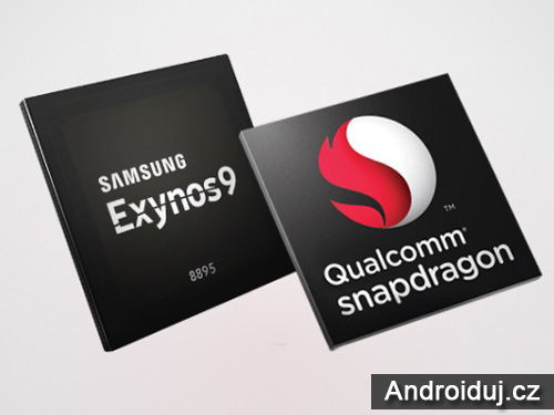 Bitva o Galaxy S8 chipset: Snapdragon 835 vs Exynos 8895