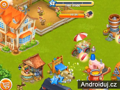 Let's Farm android hra zdarma