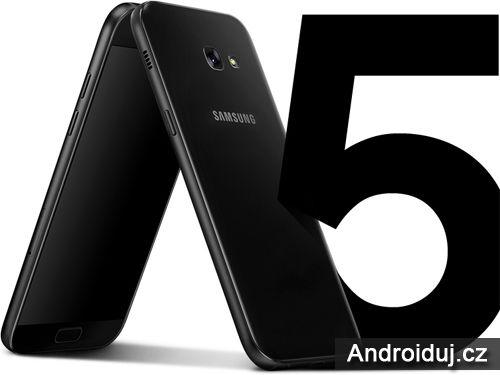 Test baterií Samsung Galaxy A5 (2017) - silná baterie