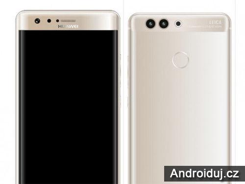 Mobilní telefon Huawei P10 a P10 Plus