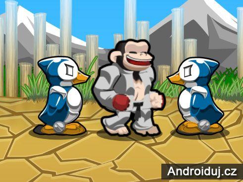 HTML5 hra Kumba Karate