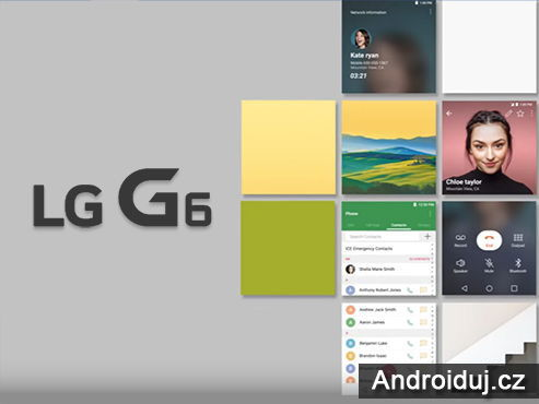 Detaily o zorném úhlu fotoaparátu LG G6   novinky