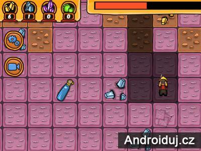 HTML5 hra Mad Digger