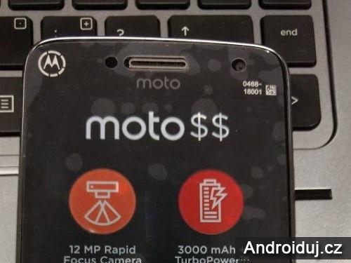 Moto G5 Plus s 5.2 palcovým displejem, 12MPx fotoaparátem a NFC