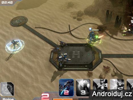 Android superhra Space Commander