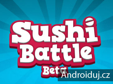 HTML5 hra Sushi Battle