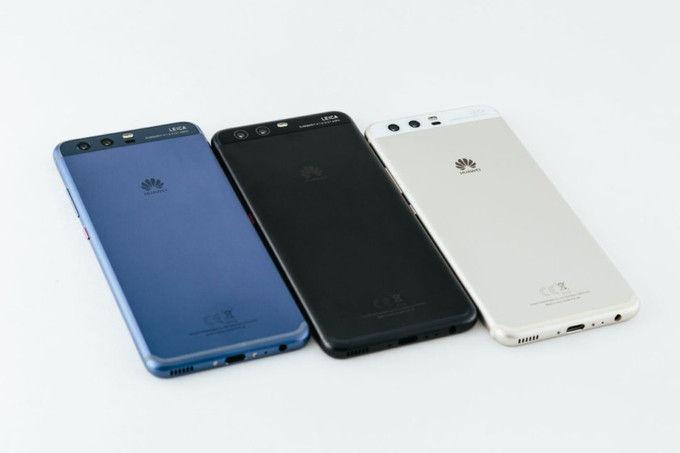 Huawei přiznalo, že použilo různé paměťové čipy pro P10 a P10 plus