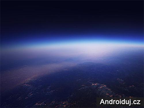 Android O wallpaper na mobil