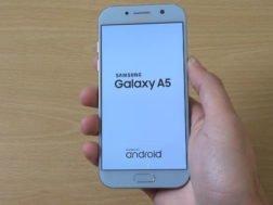 Jak vyměnit baterií u Samsung Galaxy A5 2016