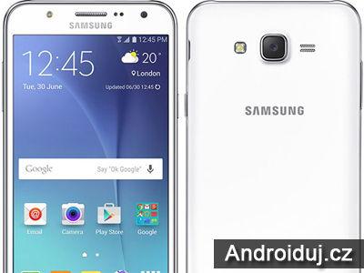 Samsung Galaxy J5 (2017) s osmijádrem