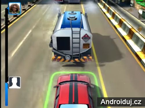 Android hra Highway Getaway: Chase TV
