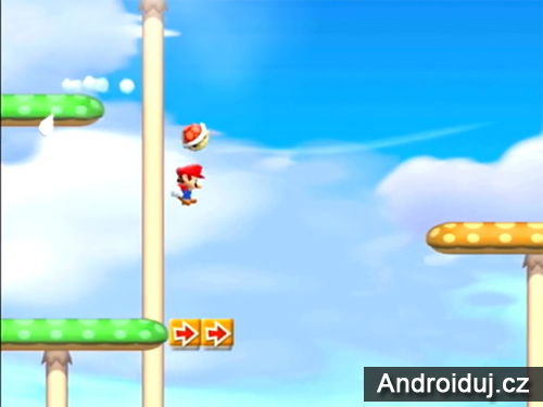Super Mario Run android hra zdarma