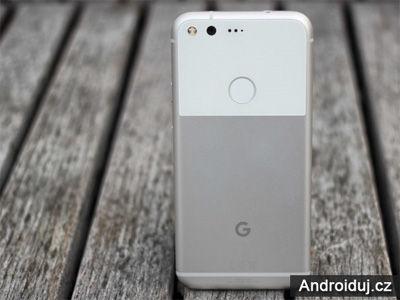 Aktualizace pro Pixel a Nexus znefunkčnila snímač otisků prstů