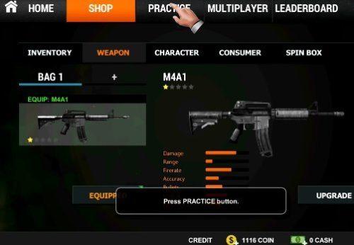 Gang War Mafia akční android hra