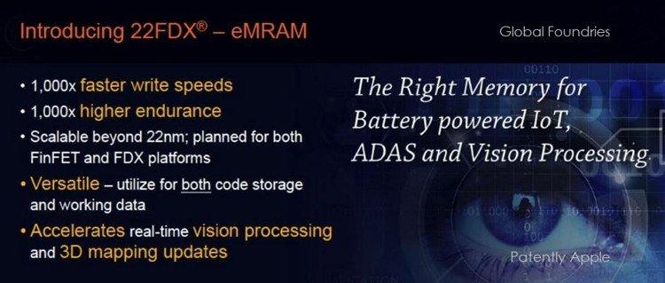 MRAM od Samsungu. Co na to Apple?