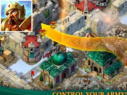 Android hra Age of Empires: Castle Siege
