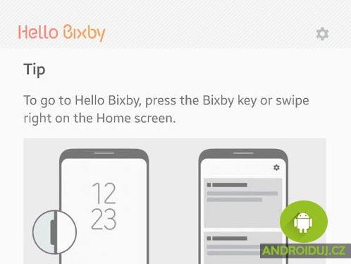 Návod jak dostat Bixby asistenta na každé zařízení s Android N !