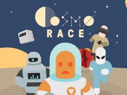 Cosmo Race Android závodní hra