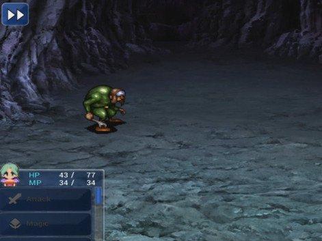 Final Fantasy VI hra na mobil