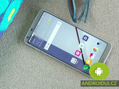 LG G6 dostane rozpoznávání obličeje