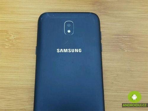Přicházející Galaxy J5 (2017) na fotkách