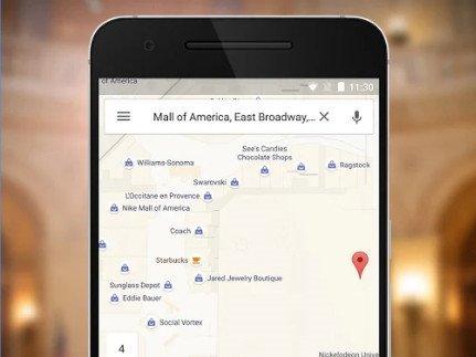 Google mapy vám ode dneška pomohou najít zaparkované auto   gps aplikace android novinky androidaplikace