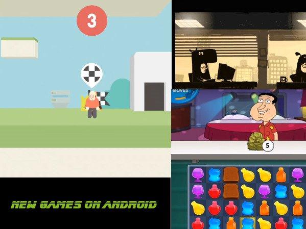 Nové hry na Google Play k 28. Dubna   novinky androidhry