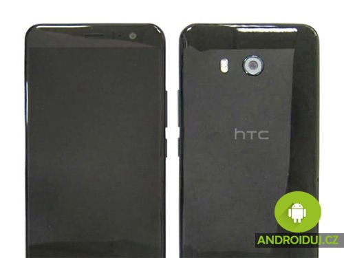 HTC U nový vlajkový telefon firmy HTC