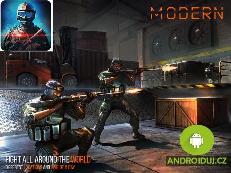 Online hra Modern Strike Online