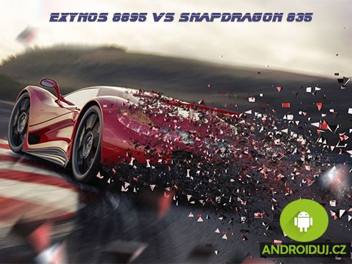 Exynos 8895 vs Snapdragon 835