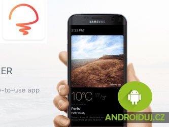Aplikace Today Weather zdarma