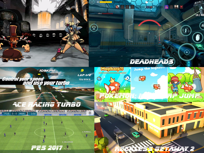 Nové android hry k 25. květnu   novinky androidhry