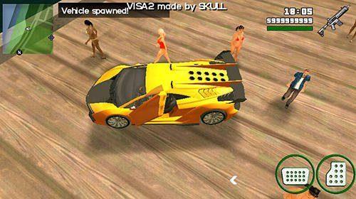 GTA 5 hra - super sporťáky