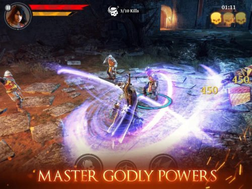 Iron Blade: Medieval Legends na iOS a Android zařízení