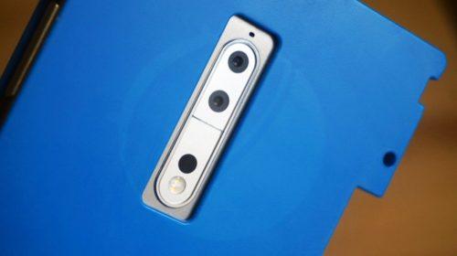 Nokia 9 na fotkách