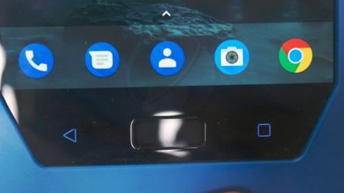 """Nokia 9 """"home"""" tlačítko"""
