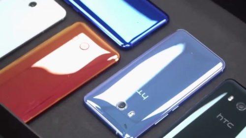 HTC U 11 telefon