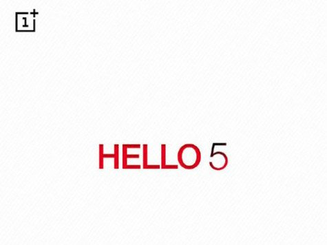 Mobile phone OnePlus 5