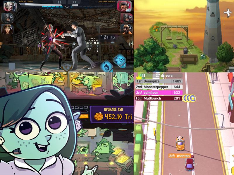 Nejnovější Android hry zdarma k 11. Května