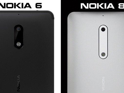 Nokia 8 a další neoznámené telefony na videu   novinky