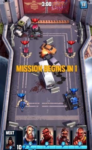 Připravte se, než samotná mise začne